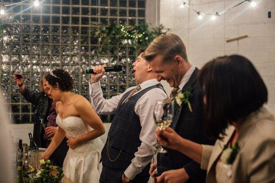 A Woodland Wedding at Trafalgar Warehouse (c) Ellie Grace Photography (14)