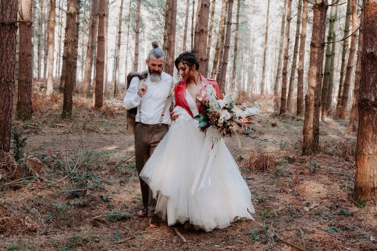 Wild styled bridal shoot (c) The Malyn Edit (20)