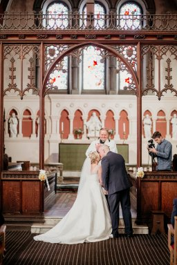 A Pretty Autumn Wedding at Shotton Grange (c) Rachel Fraser Photography (26)