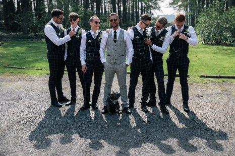A Rustic Wedding at Shotton Grange (c) Jonathan Stockton Photography (14)