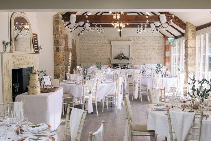 A Rustic Wedding at Shotton Grange (c) Jonathan Stockton Photography (41)