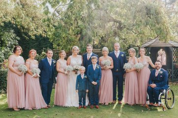 A Chic Wedding at Holdsworth House (c) Laura Calderwood (42)