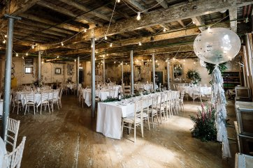 A Fairylit Real Wedding at Holmes Mill (c) Madison Picture (34)