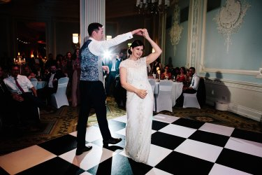 A Glamorous Wedding at The Midland Manchester (c) Teddy Pig Photography (33)