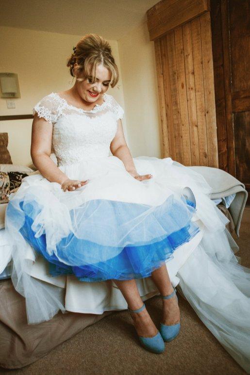 A Multicoloured Wedding at Danby Castle (c) Benni Carol Photography (10)