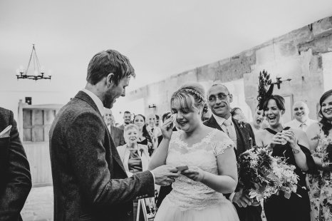 A Multicoloured Wedding at Danby Castle (c) Benni Carol Photography (18)