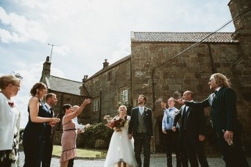 A Multicoloured Wedding at Danby Castle (c) Benni Carol Photography (21)