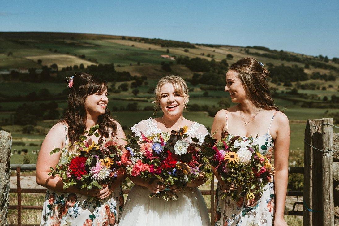 A Multicoloured Wedding at Danby Castle (c) Benni Carol Photography (24)