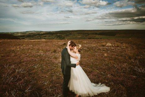 A Multicoloured Wedding at Danby Castle (c) Benni Carol Photography (54)