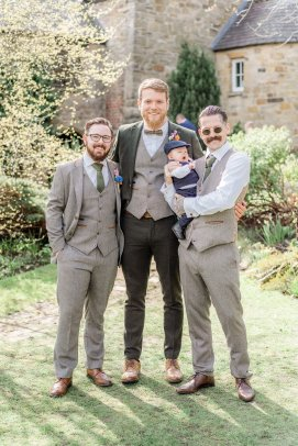 A Relaxed Wedding at Crook Hall (c) Carn Patrick (25)