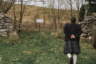 A Rustic Wedding in Scotland (c) Fox & Bear Photography (24)