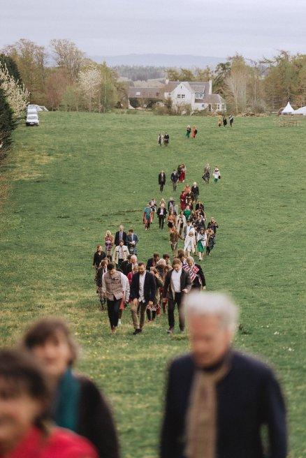 A Rustic Wedding in Scotland (c) Fox & Bear Photography (25)