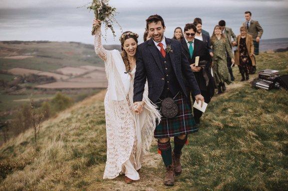 A Rustic Wedding in Scotland (c) Fox & Bear Photography (34)