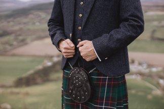 A Rustic Wedding in Scotland (c) Fox & Bear Photography (44)