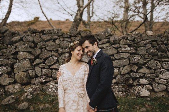 A Rustic Wedding in Scotland (c) Fox & Bear Photography (48)