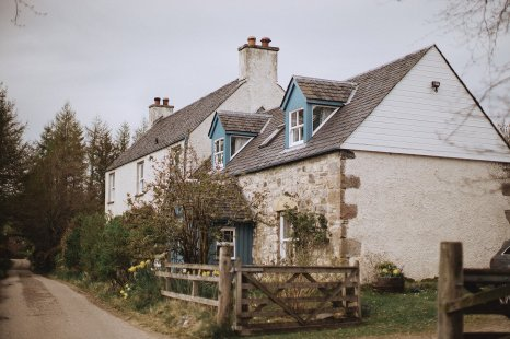 A Rustic Wedding in Scotland (c) Fox & Bear Photography (6)
