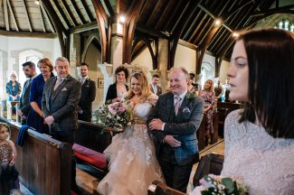 A Woodland Wedding at The Aldwark Arms (c) Aaron Jeffels Photography (18)