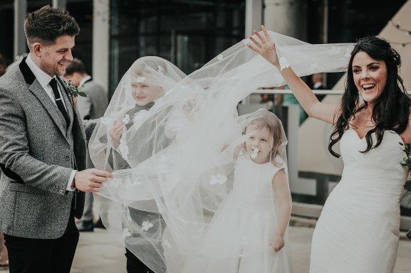 An Industrial Wedding at New Craven Hall (c) Lissa Alexandra Photography (110)