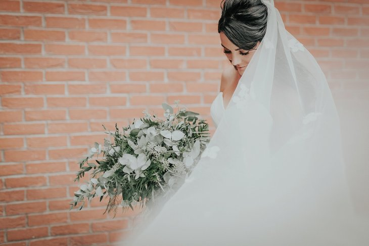 An Industrial Wedding at New Craven Hall (c) Lissa Alexandra Photography (111)