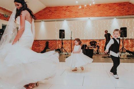 An Industrial Wedding at New Craven Hall (c) Lissa Alexandra Photography (32)