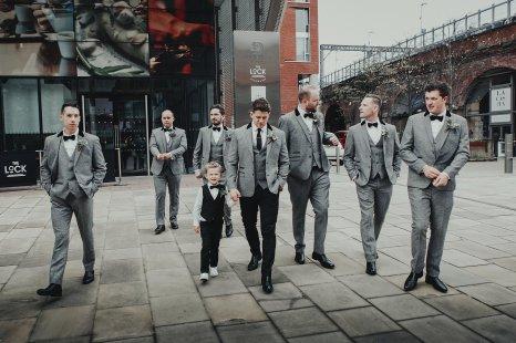 An Industrial Wedding at New Craven Hall (c) Lissa Alexandra Photography (78)