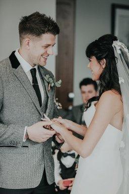 An Industrial Wedding at New Craven Hall (c) Lissa Alexandra Photography (95)