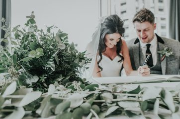 An Industrial Wedding at New Craven Hall (c) Lissa Alexandra Photography (98)