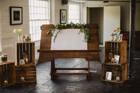 Rosa Clara for a Stylish Wedding at The West Mill (c) S6 Photography (124)