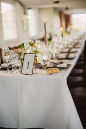 Rosa Clara for a Stylish Wedding at The West Mill (c) S6 Photography (128)