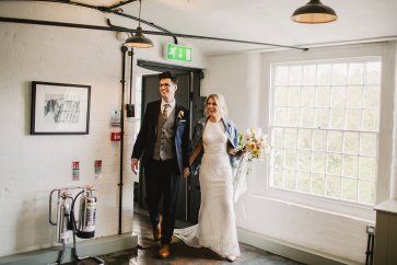 Rosa Clara for a Stylish Wedding at The West Mill (c) S6 Photography (148)