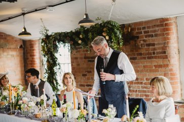 Rosa Clara for a Stylish Wedding at The West Mill (c) S6 Photography (151)