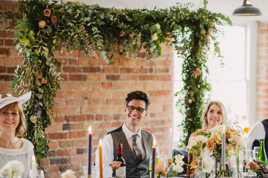 Rosa Clara for a Stylish Wedding at The West Mill (c) S6 Photography (164)