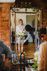 Rosa Clara for a Stylish Wedding at The West Mill (c) S6 Photography (20)