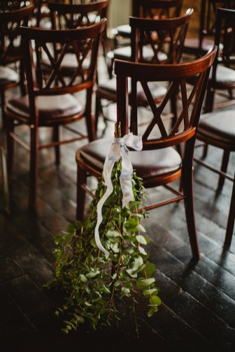 Rosa Clara for a Stylish Wedding at The West Mill (c) S6 Photography (26)