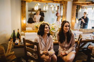 Rosa Clara for a Stylish Wedding at The West Mill (c) S6 Photography (33)