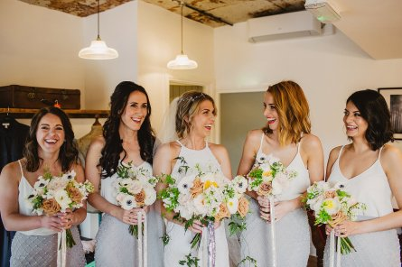 Rosa Clara for a Stylish Wedding at The West Mill (c) S6 Photography (53)