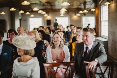 Rosa Clara for a Stylish Wedding at The West Mill (c) S6 Photography (58)