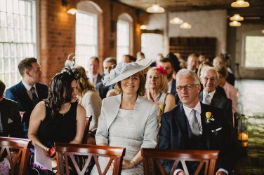 Rosa Clara for a Stylish Wedding at The West Mill (c) S6 Photography (59)