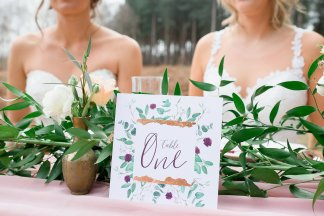 Rustic Wedding Styled Shoot (c) Little Sixpence Photography (58)