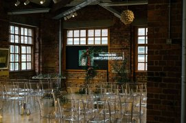 An Urban Styled Bridal Shoot at The Biscuit Factory (c) Dan McCourt (1)