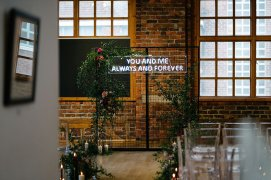 An Urban Styled Bridal Shoot at The Biscuit Factory (c) Dan McCourt (3)