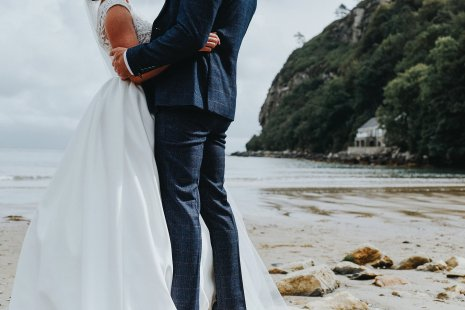 A Relaxed Beach Wedding in North Wales (c) Bobtale Photography (42)