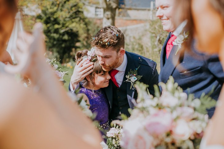 An Elegant Wedding at Ednam House (c) Rosie Davison Photography (37)