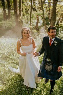 An Elegant Wedding at Ednam House (c) Rosie Davison Photography (56)