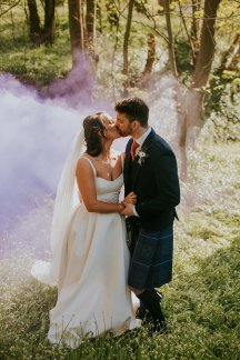 An Elegant Wedding at Ednam House (c) Rosie Davison Photography (57)