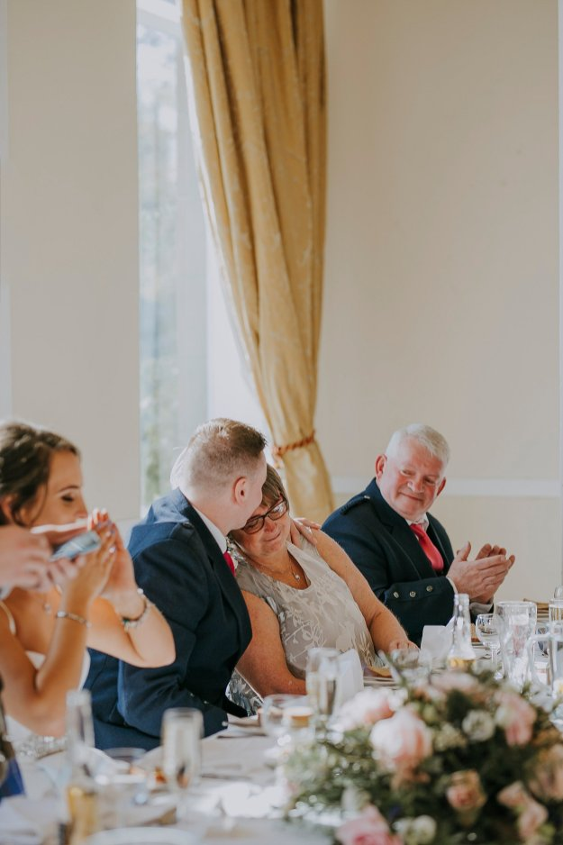 An Elegant Wedding at Ednam House (c) Rosie Davison Photography (64)