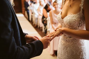 An Elegant Wedding at Ellingham Hall (c) Margarita Hope (27)
