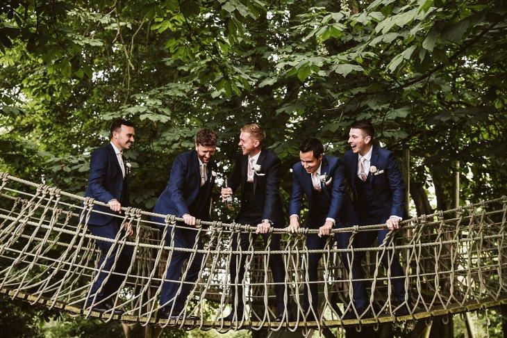 An Elegant Wedding at Ellingham Hall (c) Margarita Hope (58)
