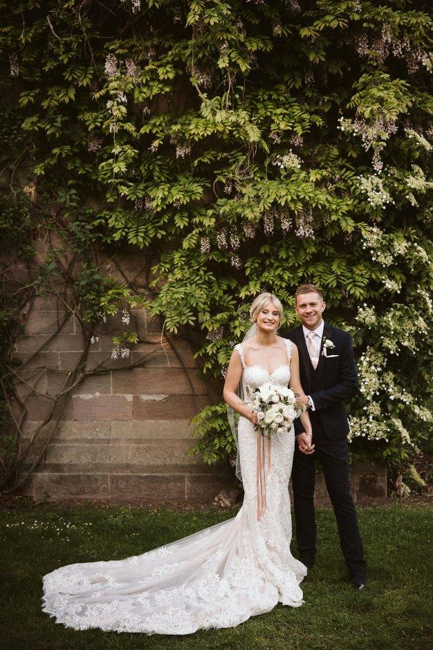 An Elegant Wedding at Ellingham Hall (c) Margarita Hope (69)