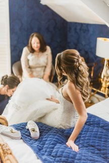 An Elegant Wedding at Woodhill Hall (c) Amy Lou Photography (18)